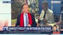 """EDITO - """"Si Nicolas Sarkozy voulait vraiment se retirer de la politique, il irait au Conseil constitutionnel"""""""