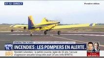 Les pompiers de l'Hérault se préparent à affronter les feux de forêt