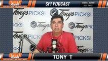 College Football Picks Alabama and Auburn Sports Pick Info with Tony T and Dana Lane 11/30/2019