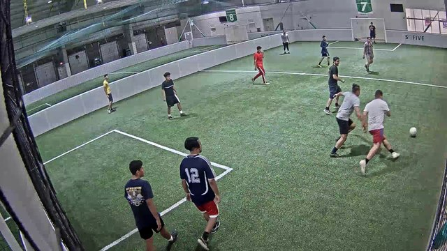 07/01/2019 00:00:01 - Sofive Soccer Centers Rockville - Camp Nou