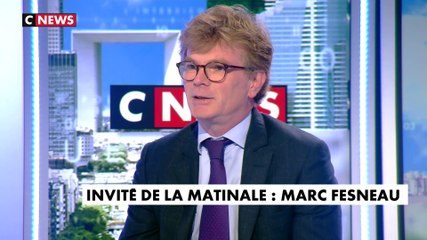 Marc Fesneau - CNews lundi 1 juillet 2019