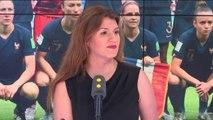"""Parcours des Bleues : """"Il serait naturel et normal d'augmenter les rémunérations des joueuses"""", estime Marlène Schiappa"""