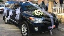 Ankara'da makam aracı lüks cip, düğün aracı oldu! Mansur Yavaş'tan açıklama geldi