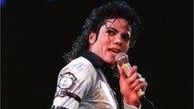 Celebrity Close Up: Michael Jackson