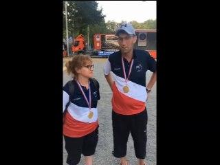 Championnat de France mixte 2019 à Limoges : Les interviews de « nono87 »
