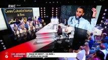 """Le monde de Macron: L'imam de Brest """"va bien"""" et appelle au calme – 01/07"""