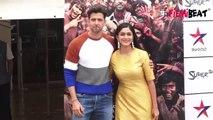 Hrithik Roshan & Mrunal Thakur promote Super 30; Watch Video | FilmiBeat