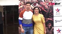 Hrithik Roshan & Mrunal Thakur promote Super 30; Watch Video | FilmiBeat