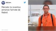 Mercato : La Juventus Turin annonce l'arrivée d'Adrien Rabiot