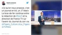 Des députés mettent la pression pour que France Télévisions renonce à la suppression du Soir 3