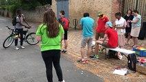 120 jeunes Sarthois participent au camp vélo