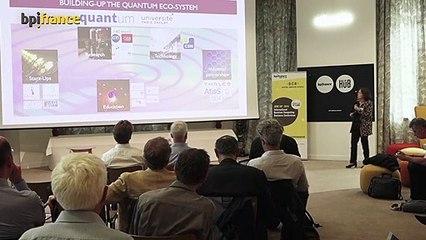 Building the French Quantum Ecosystem: Sirteq