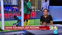 CAN-2019 - Cameroun - Ghana (0-0)- comment expliquer ce match si décevant