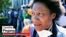 La télévision Suisse parle des manifestations contre Paul Biya à Genève