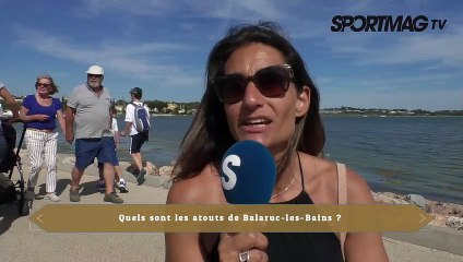 Journée olympique 2019 - Interview de Delphine Le Sausse