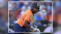 ICC Cricket World Cup 2019 : India vs England : Rohit Sharma Equals Sourav Ganguly's Record