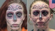 Woman with unforgettable mugshot arrested for 3rd time