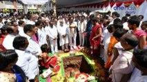 సెక్రటేరియట్ను సందర్శించిన కాంగ్రెస్ పార్టీ బృందం || TS Congress Party Leaders Visited Secretariat