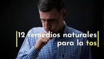 12 remedios naturales para la tos