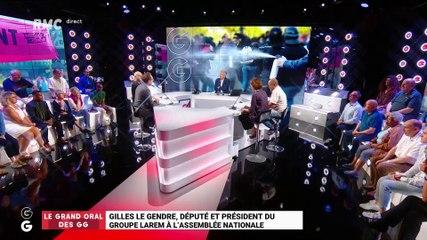 Gilles Le Gendre - RMC lundi 1 juillet 2019