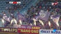 Đức Huy lập cú đúp, Hà Nội thắng dễ Hồng Lĩnh Hà Tĩnh trong trận cầu có tới 4 bàn thắng | VPF Media