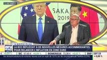 La question du jour: Les leaders du G20 sauvent la face sur le commerce et le climat - 01/07