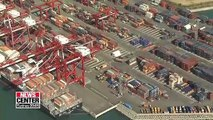S. Korea's exports drop for 7th month in a row in June