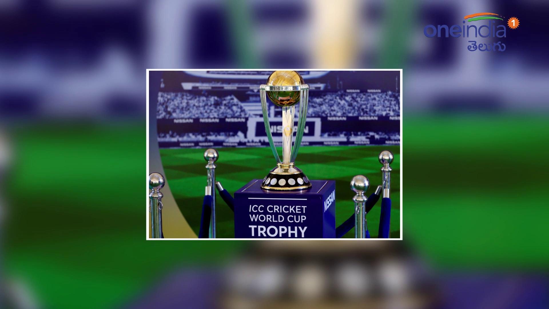 ICC Cricket World Cup 2019 Semi-Final Scenarios    Oneindia Telugu