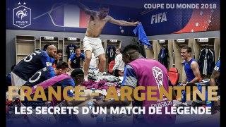 France-Argentine  les secrets dun match de légende Equipe de France I FFF 2019