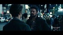The Boys (Amazon) First Look (2019) Superhero series