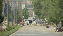 One killed, more than 90 wounded in Taliban attack in Kabul