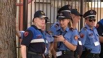Ushtria në vend të policisë - Top Channel Albania - News - Lajme