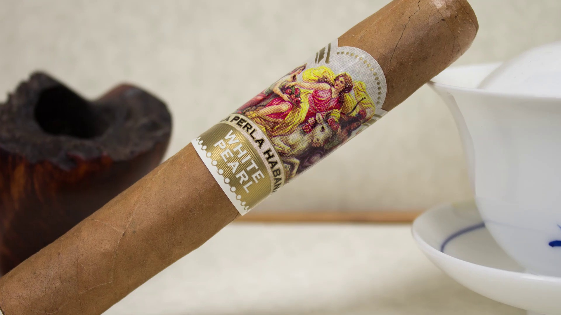La Perla Habana White Pearl – Blind Cigar Review #15