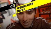 Tour de France 2019 - Présentation Étape 9