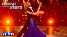 DALS S07 - Un foxtrot pour Laurent Maistret et Denitsa Ikonomova sur ''Strangers in the night''