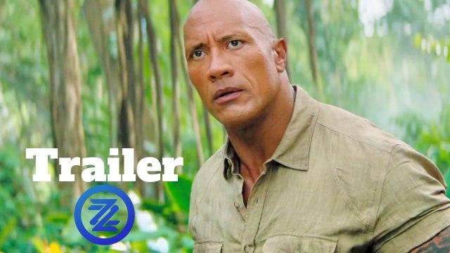Jumanji: The Next Level Trailer #1 (2019) Dwayne Johnson, Kevin Hart Action Movie HD