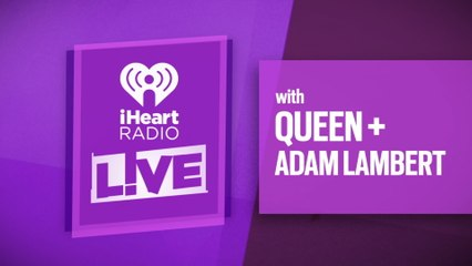 Queen + Adam Lambert - Love Kills At iHeart Radio Theater