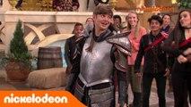 L'école des Chevaliers | Le sire de tous | Nickelodeon France