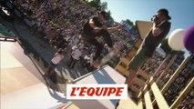 les meilleurs moments du Red Bull Roller Coaster 2019 - Adrénaline - Skateboard