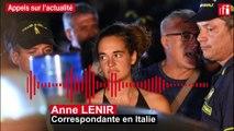 """Migrants : la capitaine du """"Sea Watch 3"""" brave le blocus de l'Italie"""