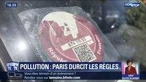 Pollution: Les véhicules Crit'Air 4 ne peuvent plus rouler en semaine dans Paris