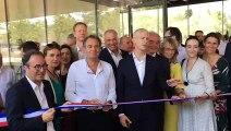 Arles : les nouveaux locaux de l'école de la photo inaugurée