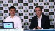 Uber Eats sponsor de l'OM ! La réaction de Jacques-Henri Eyraud