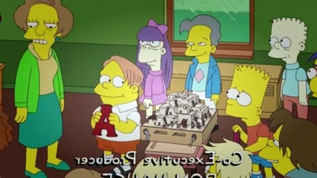 The Simpsons Season 21 Episode 14 Postcards From the Wedge