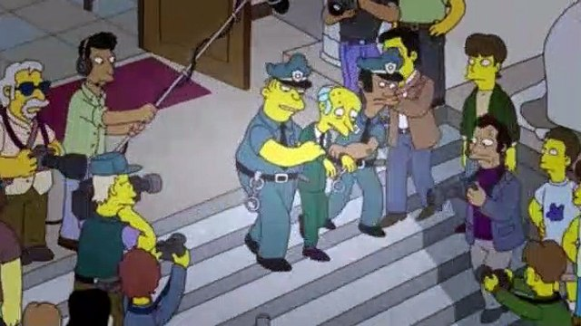 The Simpsons Season 21 Episode 17 American History X-Cellent