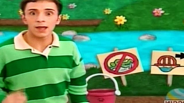 Blues Clues Season 3 Episode 11 - Signs!