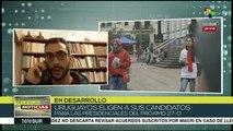Núñez: La batalla del Frente Amplio de Uruguay será contra la derecha
