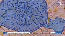 Paris : l'encadrement des loyers de retour