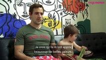 Dad Inspirant : Nicolas Sanchez, un papa bien dans ses crampons