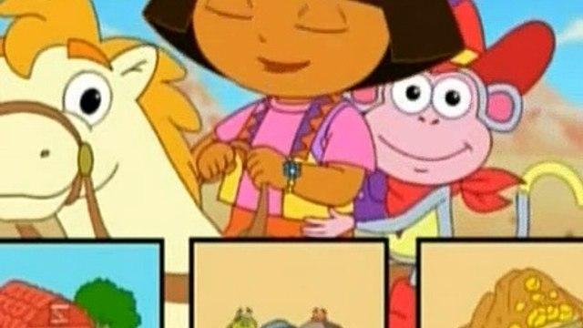 Dora the Explorer Season 2 Episode 10 - Pinto, the Pony Express